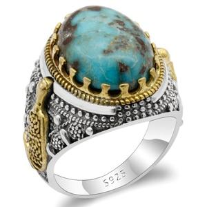 Hot Big Stone Ring 925 Sterlin