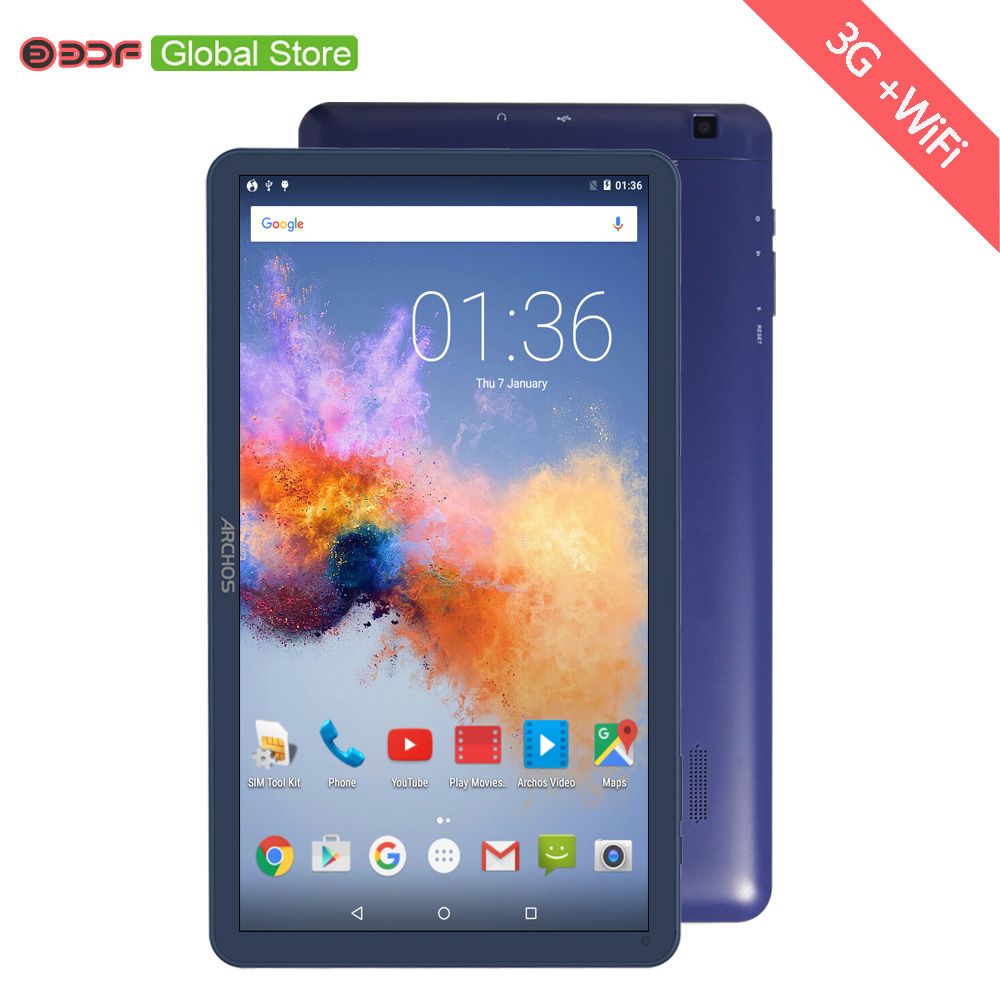 10 Inch Android 5.1 Tablet Pc Mobile Phone Call Sim Card 1GB 16GB Quad Core Tablets Pc Nice Design