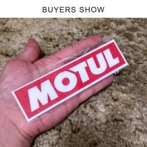Image 2 - EARLFAMILY 13 см стикер для стайлинга автомобиля для Motul Voiture курс наклейки Авто Moto JDM Виниловые стикеры s Race oil Decal