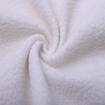 Miękka i wygodna tkanina z mikropolaru 180gsm materiał polarny na pieluchy dla niemowląt maty do przewijania tanie i dobre opinie DHCLOTHBABY Unisex 9-14 kg CN (pochodzenie) W wieku 0-6m 7-12m 13-24m 25-36m 7-12y 12 + y Pielucha 1000 polyester 160cm