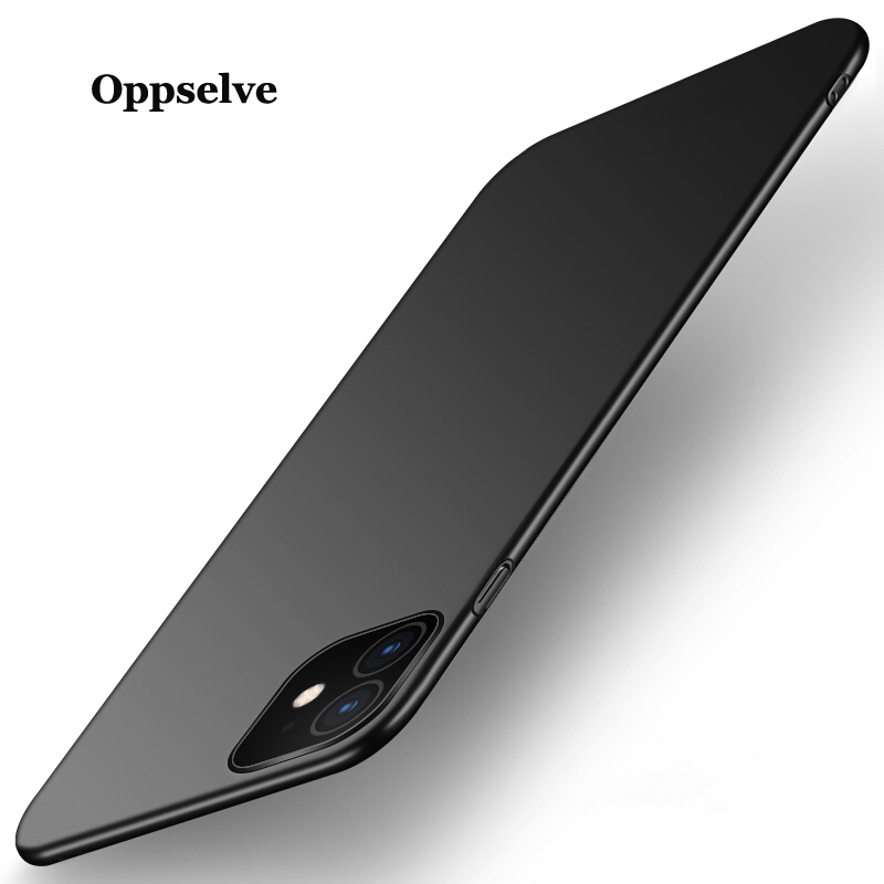 10 pcs lot Luxury Hard PC Cover Case for iPhone 11 on iPhone 11 Pro Max 2019 Capinhas for iPhone11 Coque Fundas Capa Telefontok in Fitted Cases from Cellphones Telecommunications