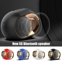 High-End Altoparlante Senza Fili di Bluetooth Altoparlante Subwoofer Stereo carta di TF di Sostegno USB Flash Drive XR-Hot(China)