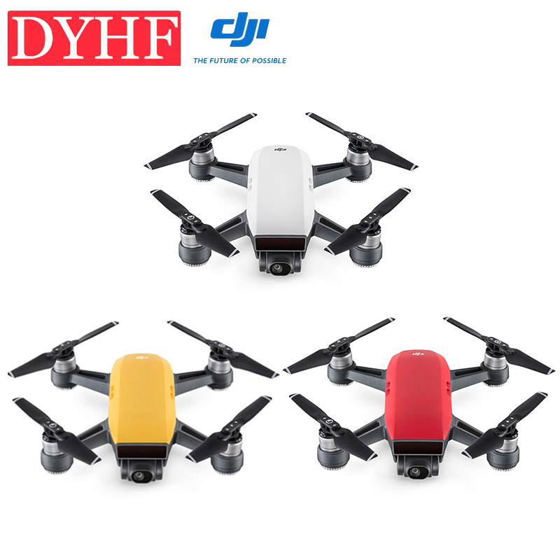 promotion! Original DJI Spark drone with1080P HD Camera mini quadcopter RC Airplanes