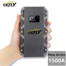 Gkfly 2020 автомобильный стартер 20000mah 1500a пусковое устройство