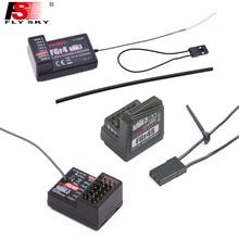 FLYSKY – Récepteur bidirectionnel à antenne unique FGR4/FGR4S/FGR4P, multiplexeur 4 voies PPM/IBUS pour télécommande FS NB4