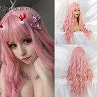 ALAN EATON Long Pink...