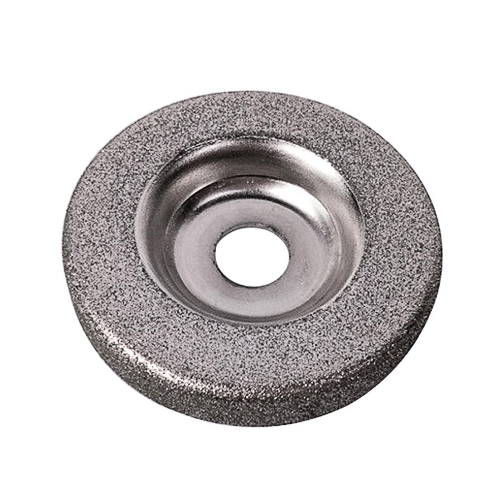1pc Grit Diamond Grinding Wheel Disc Circle Grinder Stone Sharpener Angle Cutting Wheel Milling Tool Grinding Wheel Accessories