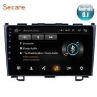 Seicane Android 8.1 2Din Car Radio GPS Navigation For Honda CRV 2006 2007 2008 2009 2010 2011 Multimedia Player Head Unit