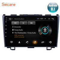 Seicane Android 8.1 2Din Car Radio GPS Navigation For Honda CRV 2006 2007 2008 2009 2010 2011 Multimedia Player Head Unit