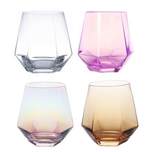 Whisky Glass,Water Glass,Juice Glass, Water Cup,Diamond Water Cup, Glass Cup,Drinkware