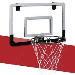 Сверхмощная подвесная баскетбольная задняя панель, мини баскетбольная обруча, набор для взрослых