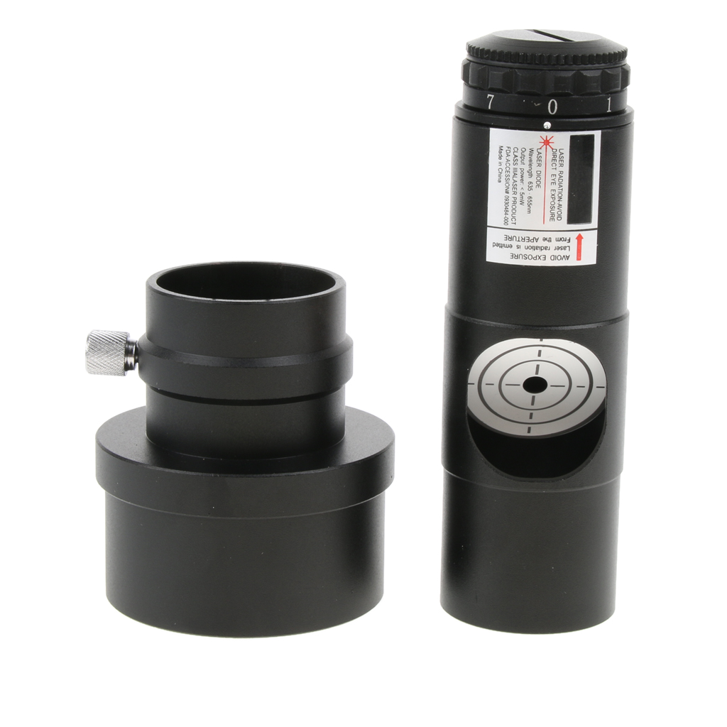 For Celestron Orion Newtonian Reflector Telescope Eyepiece Lens Collimator 1.25inch Clear Image