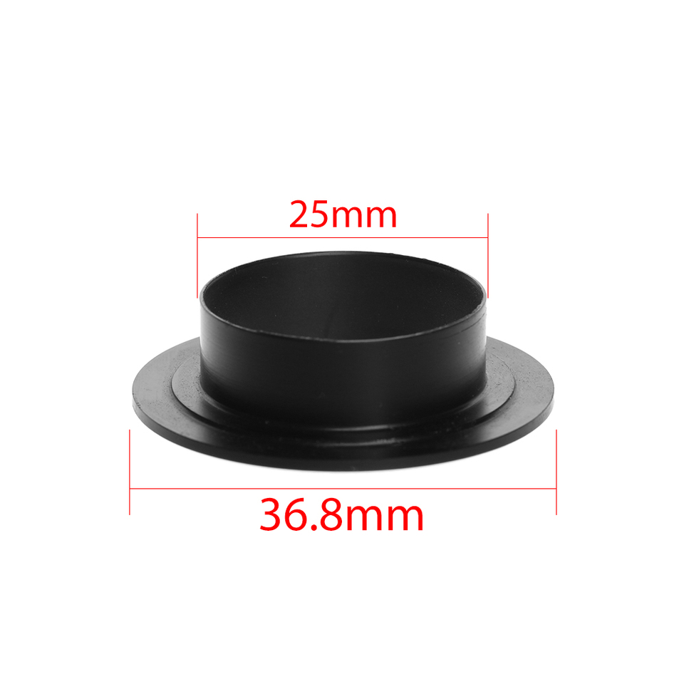 Dia 24MM Cycling Dustproof Threaded Protect Cover  Bearing Cap Press-In Fixed