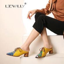 Туфли лодочки lsewilly женские на высоком каблуке туфли без