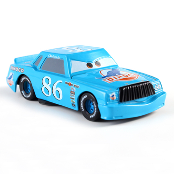 Disney Pixar Cars 2 Car Toys 37 Styles Lightning McQueen Jackson Storm Ramirez 1:55 Die Cast Metal Alloy Model New Toy image