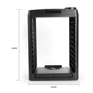 Image 5 - Vertical Stand For PS MOVE VR Charging Stand Game Disc Holder Cooler for PS4 Slim Pro Support Dropshipping