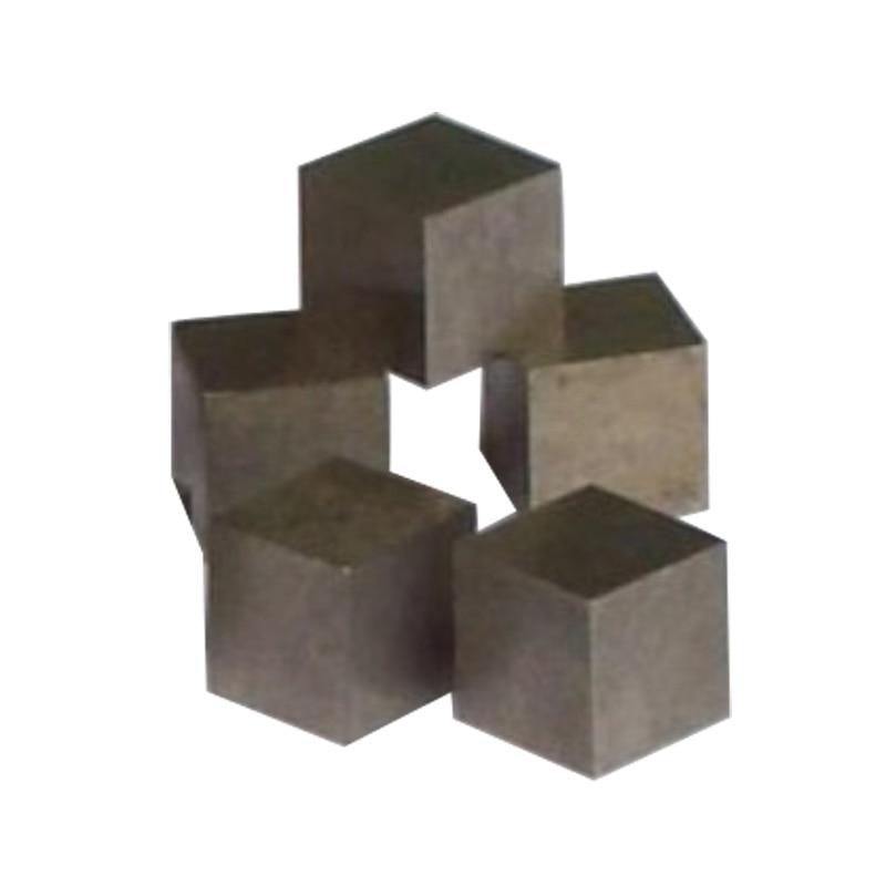 99.99% Pure Tungsten Cube 10x10x10mm