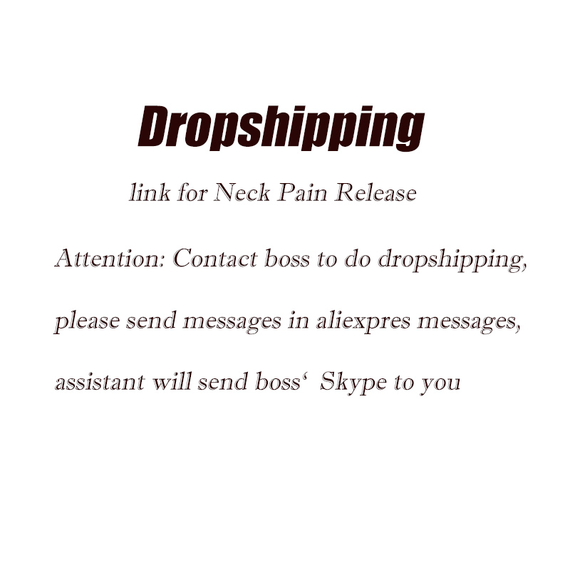 Neck Pain Release Dropshipping Link