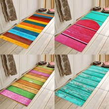 Colorful board, flannel, printing, water absorbent, anti-skid mat, bathroom mat, bedside mat, door mat. pebble series flannel printing home anti slip absorbent entry mat bathroom mat door mat bedside mat