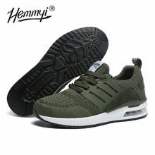 Women Sneakers Mesh Breathable Basket Femme Air Cushion Couple Casual Shoes Unisex Tenis Feminino Size 36 45 Spring/Autumn