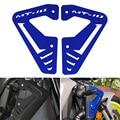Для YAMAHA MT10 MT-10 MT 10 FZ-10 2015 2016 2017 2018 2019 2020 аксессуары для мотоциклов радиатор сбоку Защитная крышка пластина гвардии