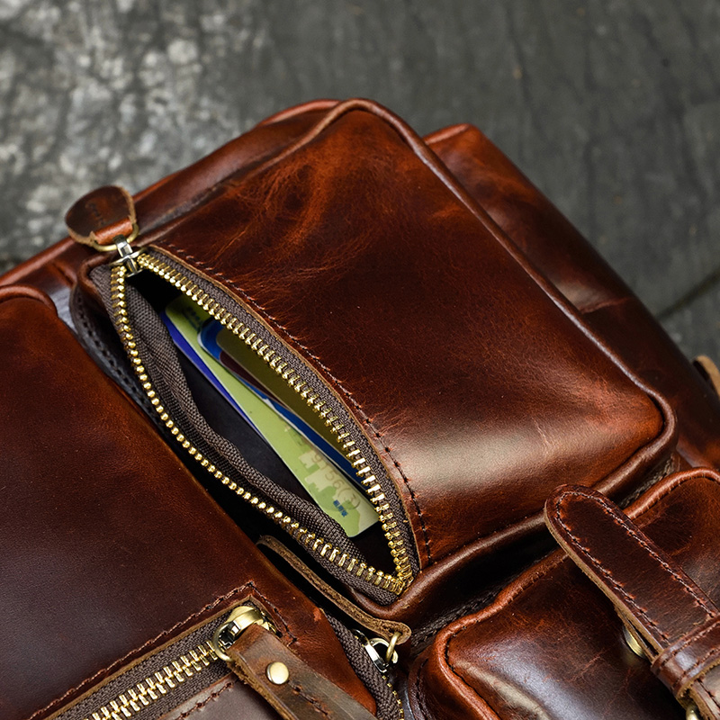 """H0b88e1f9ad9a41f3ae355c4d0dd74f6bX MAHEU Men Briefcase Genuine Leather Laptop Bag 15.6"""" PC Doctor Lawyer Computer Bag Cowhide Male Briefcase Cow Leather Men Bag"""