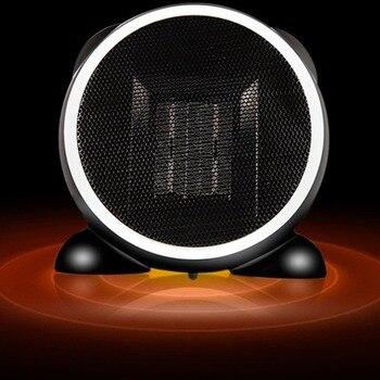 500W Electric Heater Mini Fan Heater Blower Desktop Household Wall Plug Heater Stove Radiator Fast Winter Warmer Machine mini fan heater portable household fan heater 500w compact personal space heater remote control fan heater
