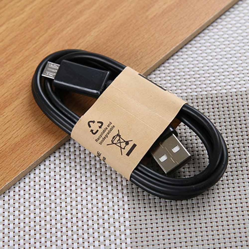 Cocok untuk Samsung S4 Universal Smartphone Biaya Cepat Micro USB2.0 Kabel Pengisian V8 Kabel Data untuk Android