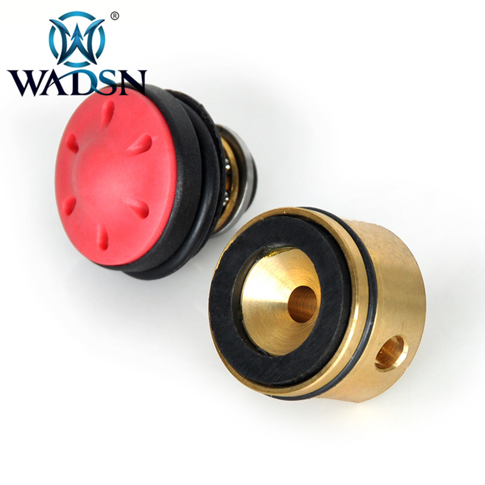 WADSN Tactical SILENT HEAD SET FOR VER.II Gear Silent Bearing Piston Cylinder Head For Airsoft AEG Version 2 Gearboxes WIN0809
