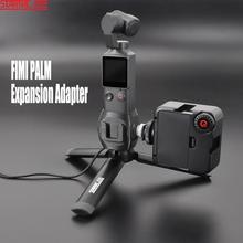 STARTRC FIMI akcesoria palmowe Adapter do mocowania gorącej stopki 1 4 podstawa adaptera śrubowego ze statywem do ręcznego gimbalu FIMI PALM tanie tanio Szkielety i Ramki