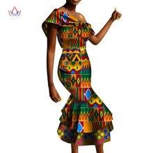 Новые африканские платья Дашики для женщин повседневные свадебные