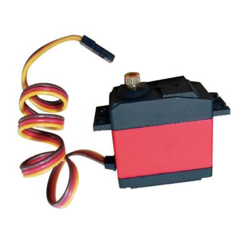 HG Waterproof 15KG Digital Servo Metal Gear Without Wire For RC Car Vehicle