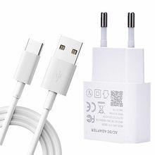 Adaptador de Carregador USB Para Xiomi XiaoMi Mi 10 9T A2 8 Lite 9 se RedMi 7A 8A 6A 4A 4X S2 5 Plus Nota 9 8 8T 5 6 7 Pro Cabo de Carga