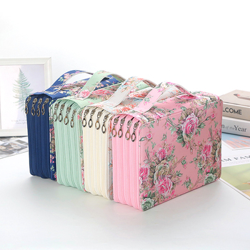 200/252 Holes Pencil Case School Pencilcase for Girls Boys Penal Large Pen Box Stationery Bag Big Cartridge Pencilhold Pouch Kit