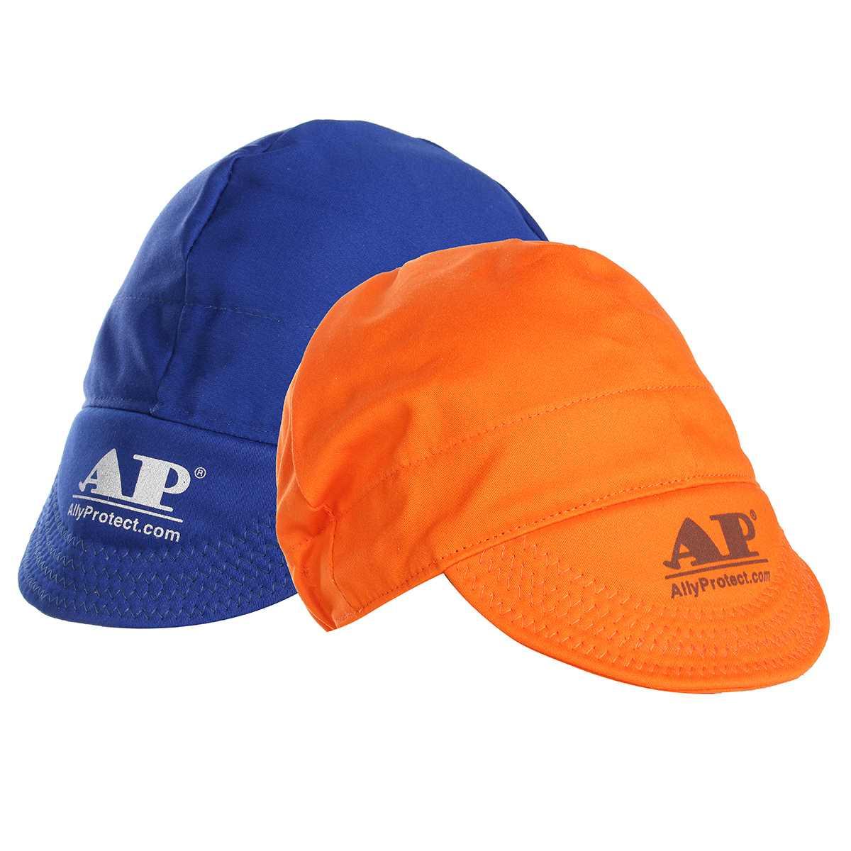 Retardant Frabic Welding Cap Universal Adjustable Elastic Welding Flame Retardant Cloth Hat Cap Head Protection For Welding
