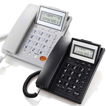 Wall-mounted landline Corded Phone With Caller ID Hands-Free Calling, Automatic IP Wired Landline Phone For Home Hotel