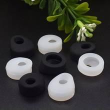 5 пар силиконовые наушники вкладыши с крючком