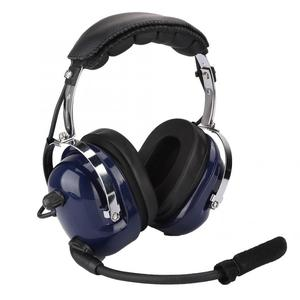 Image 1 - Earbud General Aviation Headset, Dual Plug Pilot Headphone, 3.5mm Noise Reduction Headset for Pilots