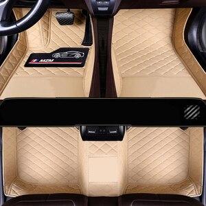 Толстая кожа автомобильный коврик для peugeot 206 207 308 307 407 2008 партнер 301 508 sw 208 5008 2020 rcz ковры автомобильные аксессуары|Автомобильные коврики в салон|   | АлиЭкспресс