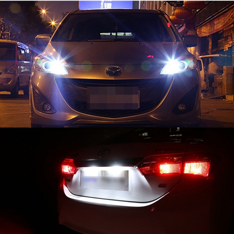 H0b8c3609f49e4d06a2a201bd691fdf7aY OKEEN Car T10 Led Canbus 6000K White T10 w5w Led Bulbs DRL Turn Parking Width Interior Dome Light Reading Lamp 12V Car Styling
