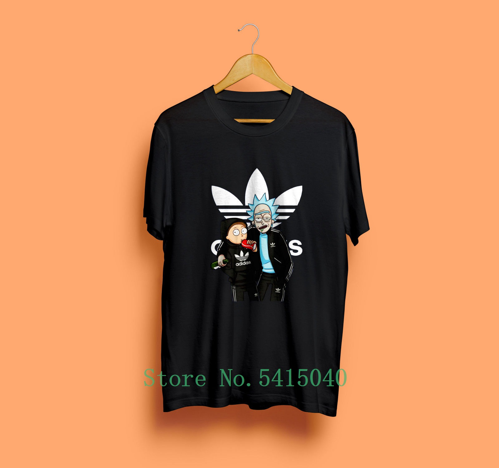 Rick And Morty Funny T-Shirt Anime Movie Sport Brand New Free Rick Pickle Anime Tops Tee Plus T-Shirts Style Casual Size S-5xl