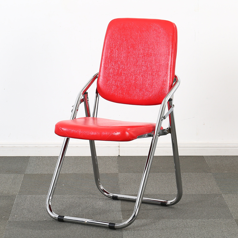 Folding Chair Home Chair Computer Chair Office Chair Staff Chair Conference Chair Training Chair Leisure Chair Chair
