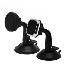 цена на Universal Magnetic Car Mount Holder Adjustable Dashboard Mount Compact Phone Holder