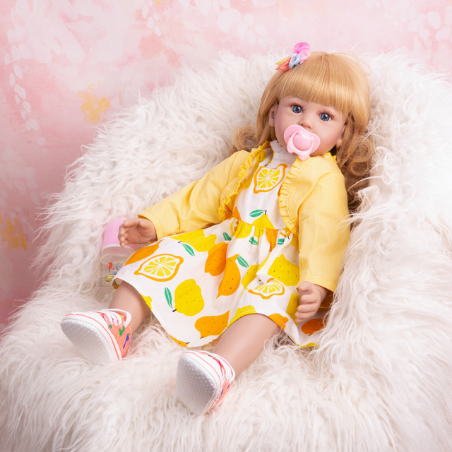 Кукла-младенец KEIUM 24D150-C624-S13-H20-H162