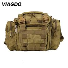 Многофункциональная Военная Тактическая Наплечная Сумка 15 л, сумка мессенджер из ткани Оксфорд 600D для активного отдыха, скалолазания, охоты, туризма, рыбалки, карман для путешествий
