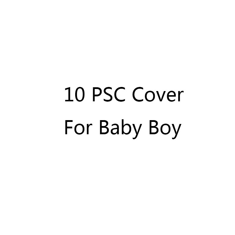 [Mumsbest] 10PCS/Pack Wholesale Price Baby Washable Cloth Diaper Pocket  Waterproof & Breathable Nappy Cover Sent Random Color