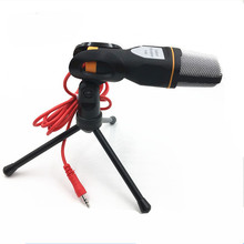 Bundwin High Quality SF 666 Handheld Microphone Sound Studio Microphone Mic For Computer Chat PC Laptop Skype MSN Gifts
