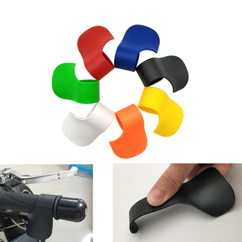 Motorcycle Throttle Assist Cruise Control Grips Wrist Rest Universal For Honda PCX 125 150 CR 85 F150 125 250 R SL230 CRF450R image