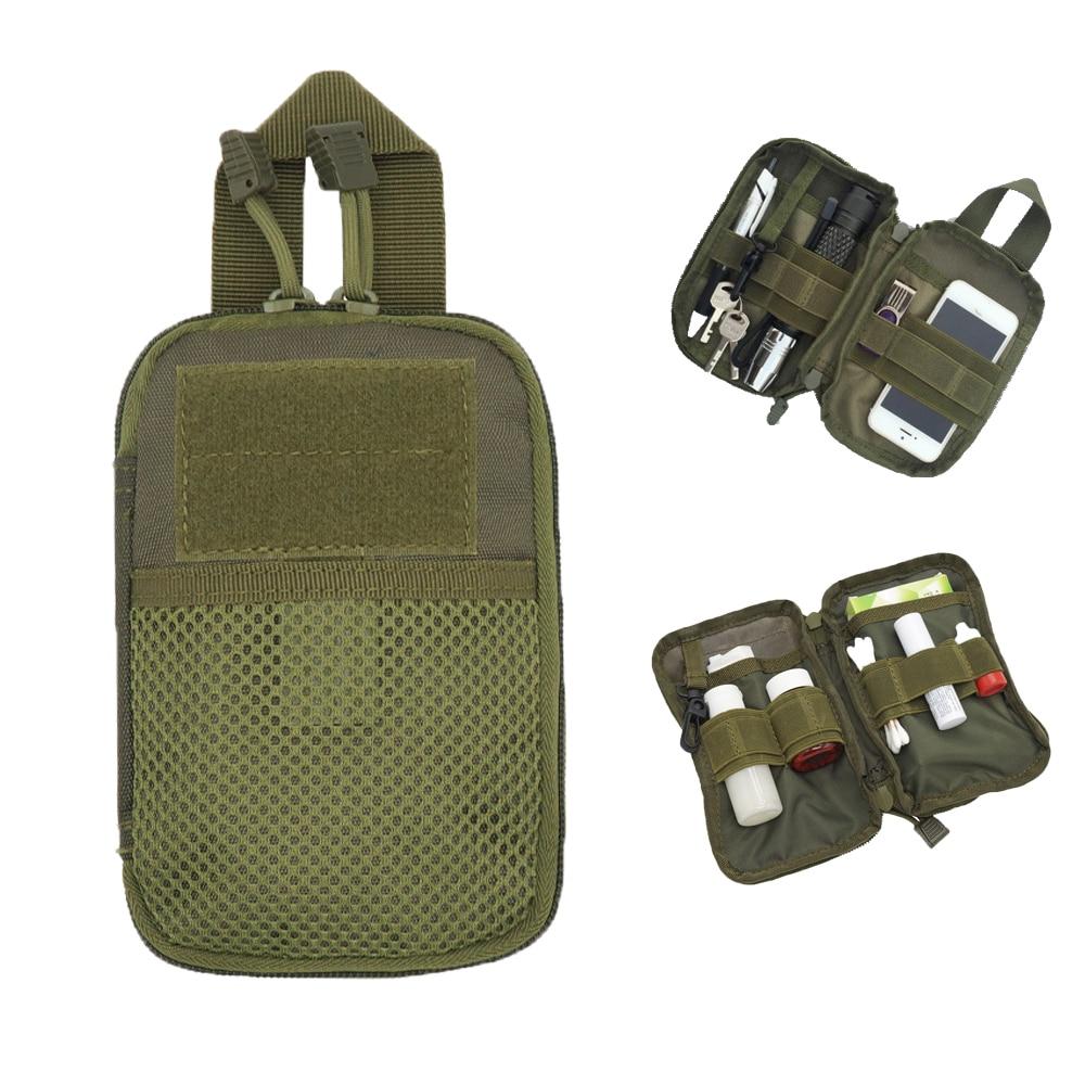 Vyriški taktiniai molio maišelio diržo juosmens pakuotės krepšys - Kempingai ir žygiai pėsčiomis - Nuotrauka 6
