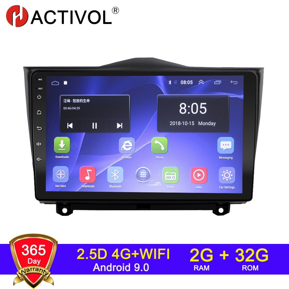 4G WIFI 2G 32G Android 9.0 2 din car radio for Lada BA3 Granta 2018-2019 car audio autoradio Android car audio car stereo image